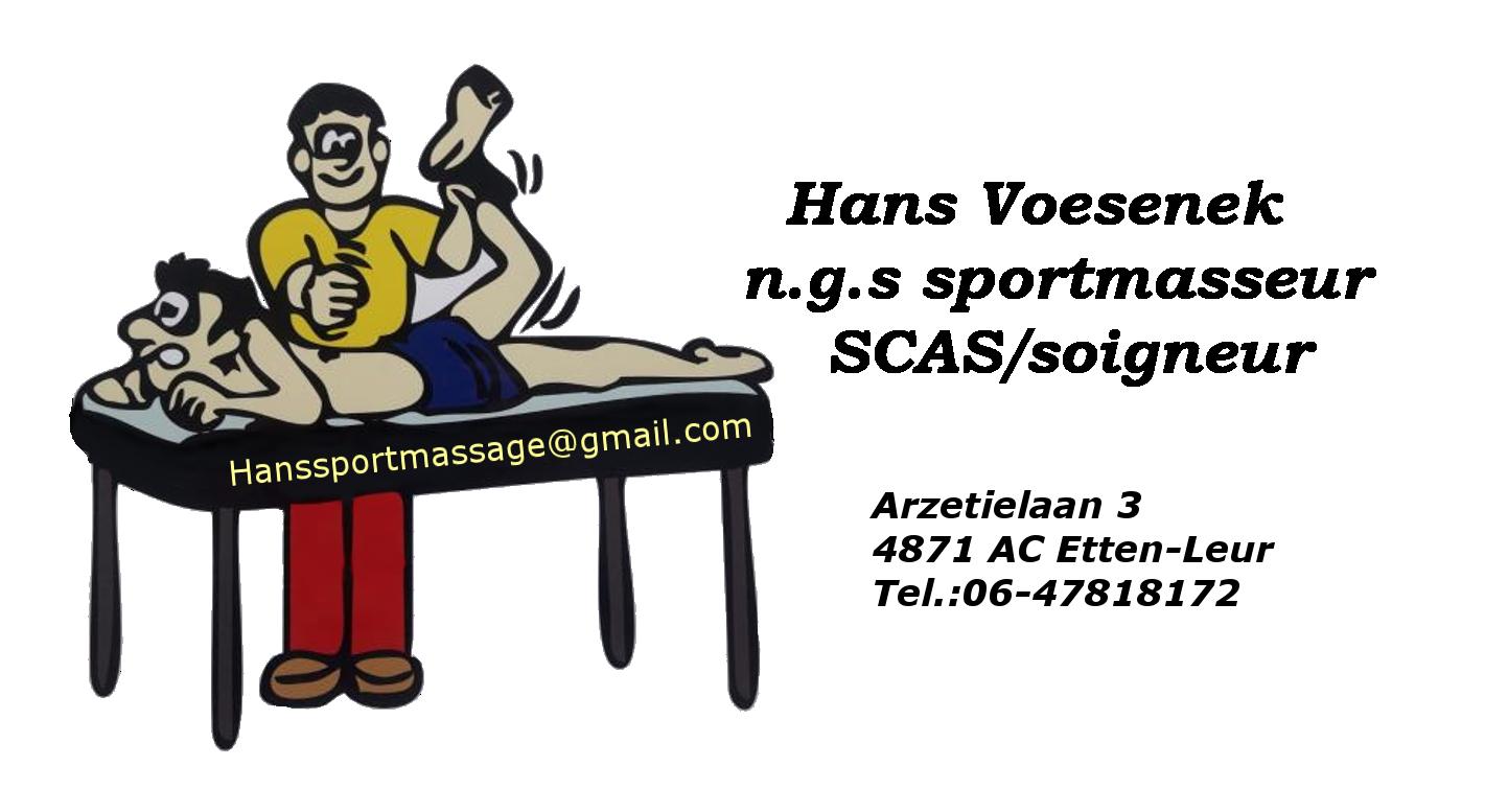 Hans Voesenek
